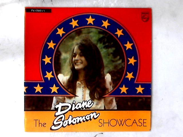 The Diane Solomon Showcase LP By Diane Solomon
