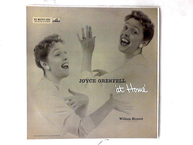 At Home LP By Joyce Grenfell