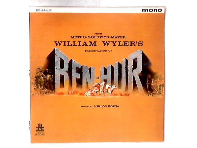 Ben-Hur (Original Motion Picture Soundtrack) LP By Miklós Rózsa