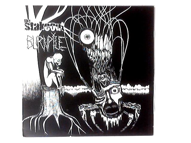 The Stakeout / Burnpile LP By The Stakeout