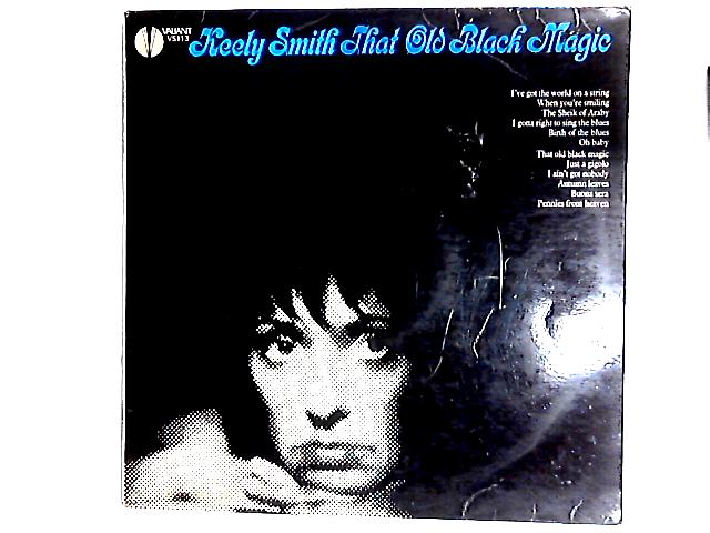 That Old Black Magic LP By Keely Smith