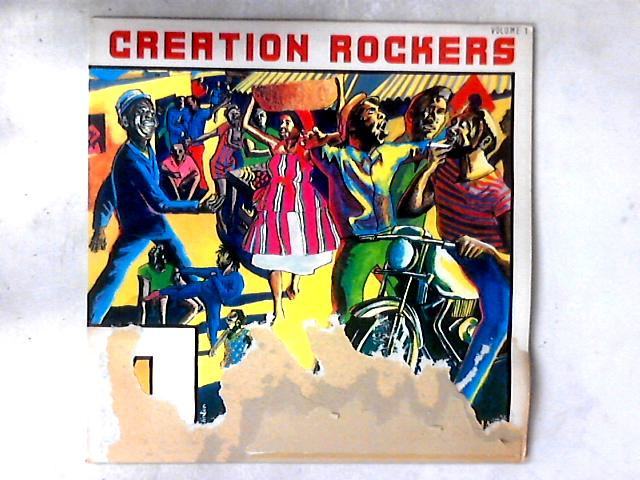 Creation Rockers Volume 1 LP COMP by Various
