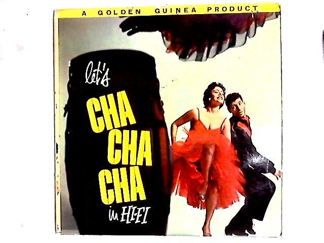 Let's Cha Cha Cha In Hi-Fi LP By Tito Morano Et Son Orchestre