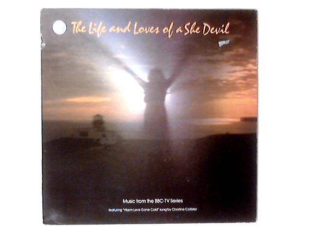 The Life And Loves Of A She Devil LP By Peter Filleul
