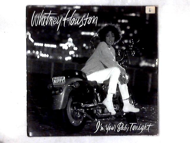 I'm Your Baby Tonight LP by Whitney Houston