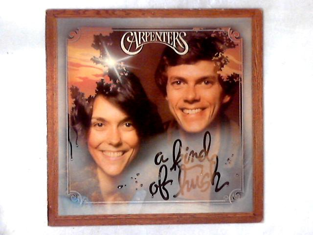 A Kind Of Hush LP by Carpenters