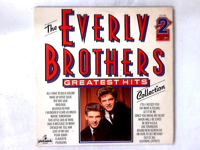 Greatest Hits Collection 2xLP COMP by Everly Brothers