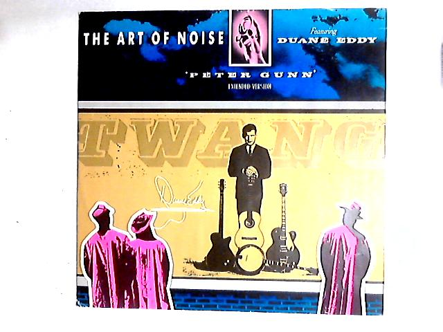 Peter Gunn 12in by The Art Of Noise