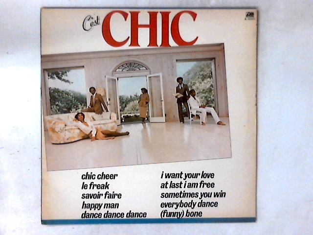 C'est Chic LP by Chic