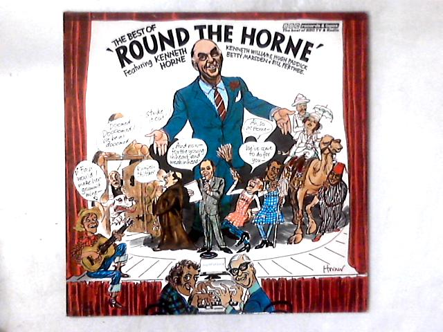 The Best Of Round The Horne LP COMP By Round The Horne