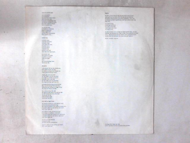 Three Of A Perfect Pair LP NO OUTER SLEEVE by King Crimson