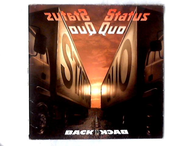 Back To Back LP by Status Quo