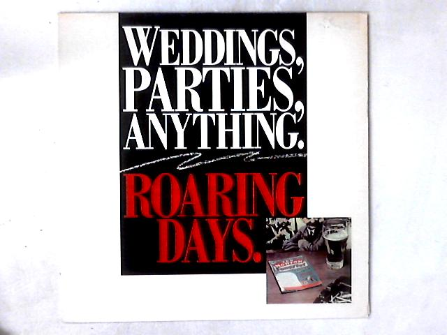 Roaring Days LP by Weddings, Parties, Anything