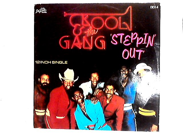 Steppin' Out 12in by Kool & The Gang