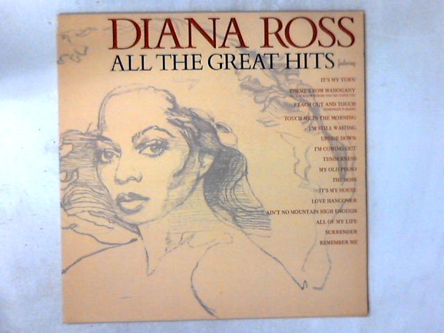 All The Great Hits LP COMP by Diana Ross