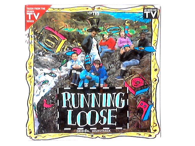 Running Loose LP By Errol Reid (2)