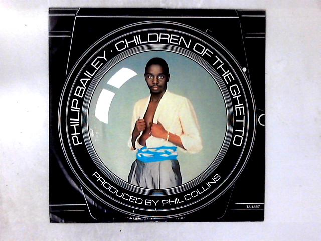 Children Of The Ghetto / Photogenic Memory 12in By Philip Bailey