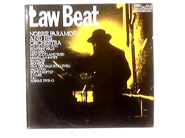Law Beat LP By Norrie Paramor And His Orchestra