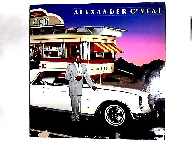 Alexander O'Neal LP By Alexander O'Neal