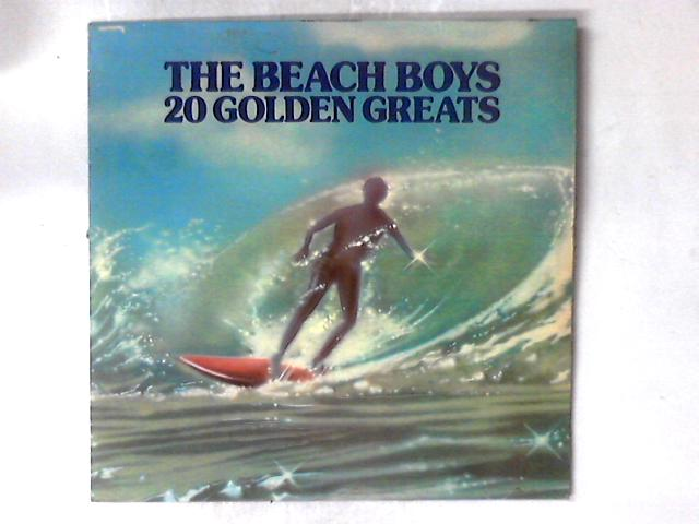 20 Golden Greats LP COMP By The Beach Boys