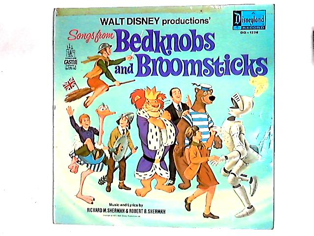 Songs From Walt Disney Productions' Bedknobs And Broomsticks LP By Various