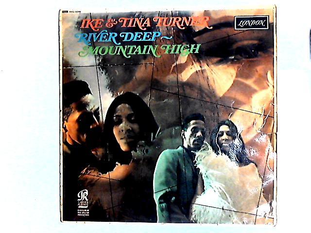 River Deep-Mountain High LP By Ike & Tina Turner
