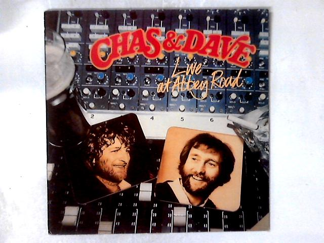 Live At Abbey Road LP By Chas And Dave