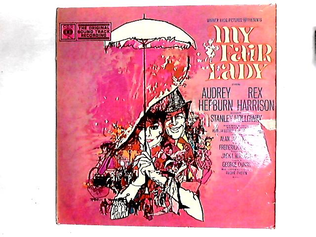 My Fair Lady - Original Soundtrack Recording LP By Rex Harrison