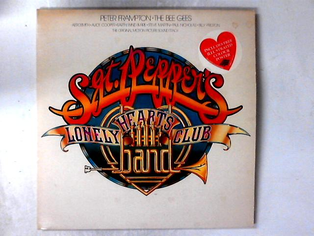 Sgt. Pepper's Lonely Hearts Club Band 2xLP COMP By Various