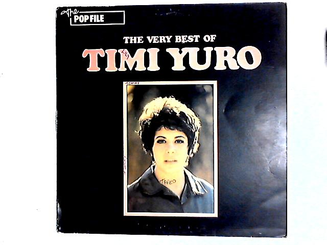 The Very Best Of Timi Yuro Comp By Timi Yuro