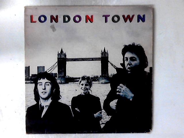 London Town LP By Wings (2)