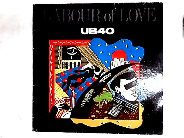 Labour Of Love LP By UB40