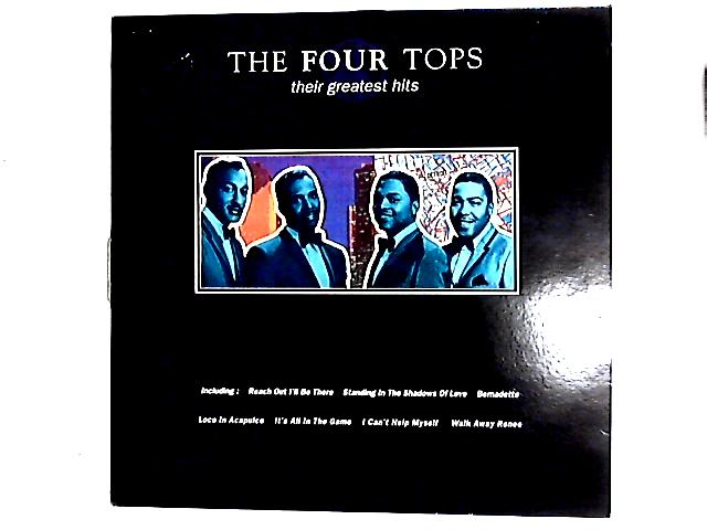 Their Greatest Hits Comp By Four Tops