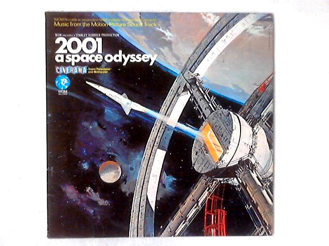 2001: A Space Odyssey (Music From The Motion Picture Sound Track) LP By Various