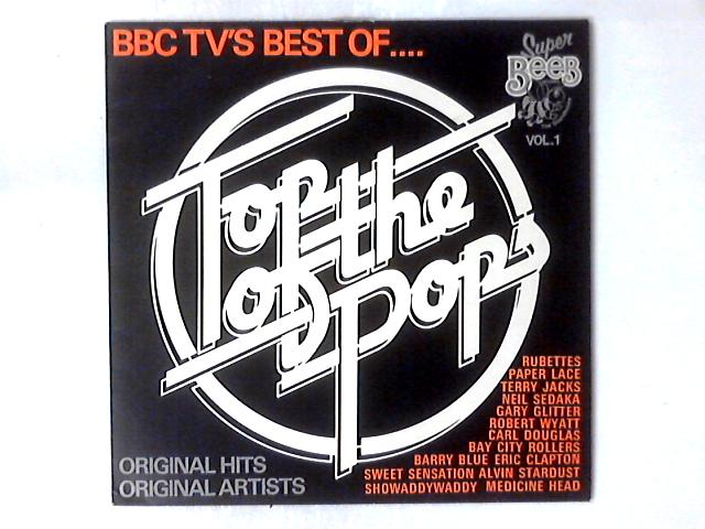 BBC TV's Best Of ... Top Of The Pops Vol.1 LP COMP By Various