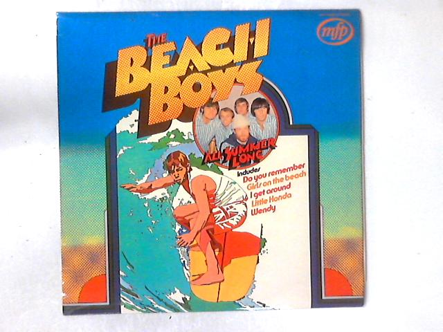 All Summer Long LP By The Beach Boys