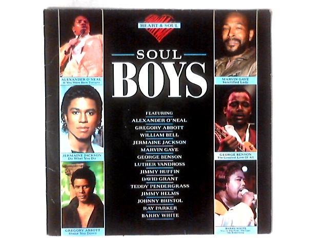 Soul Boys LP COMP By Various