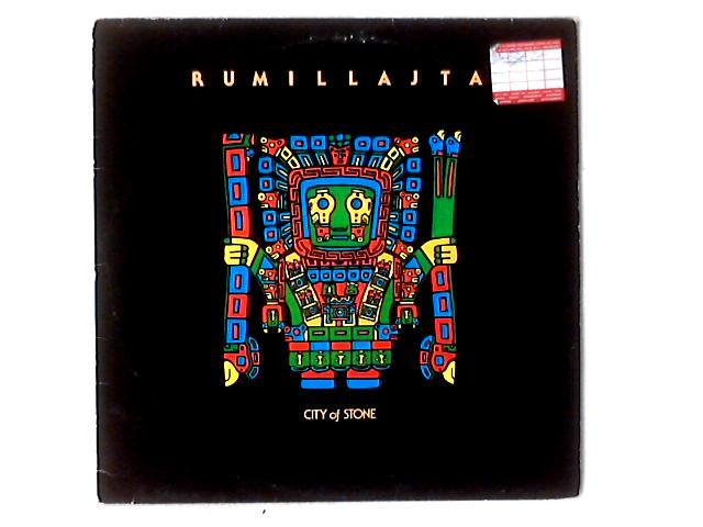 City Of Stone LP By Rumillajta