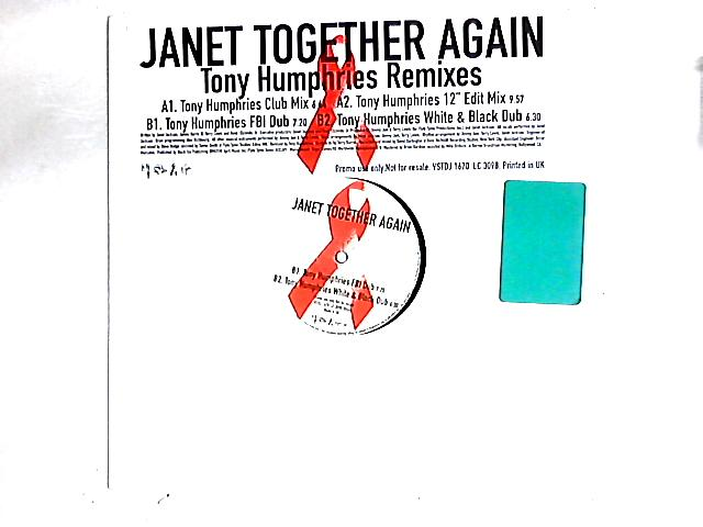 Together Again 12in By Janet Jackson