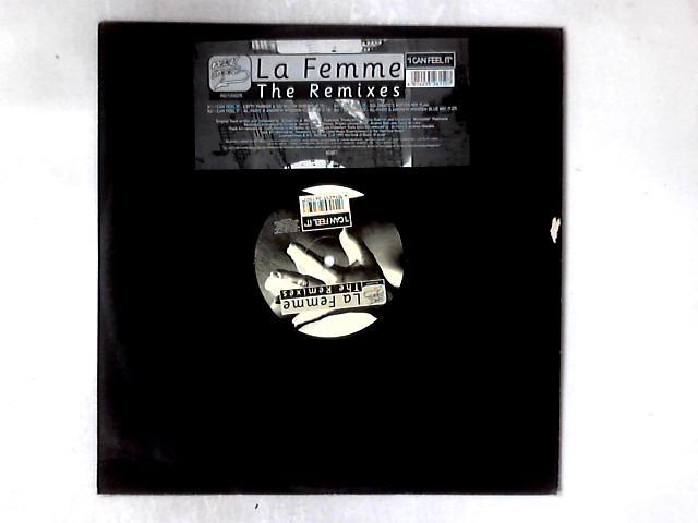 I Can Feel It (The Remixes) LP By La Femme (5)