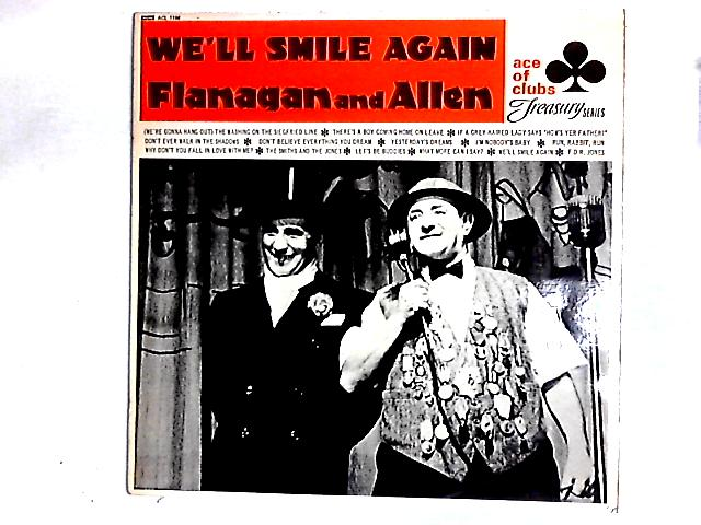 We'll Smile Again Comp By Flanagan And Allen