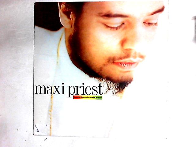 Peace Throughout The World 12in By Maxi Priest
