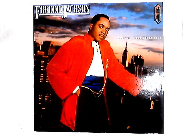 Just Like The First Time LP By Freddie Jackson