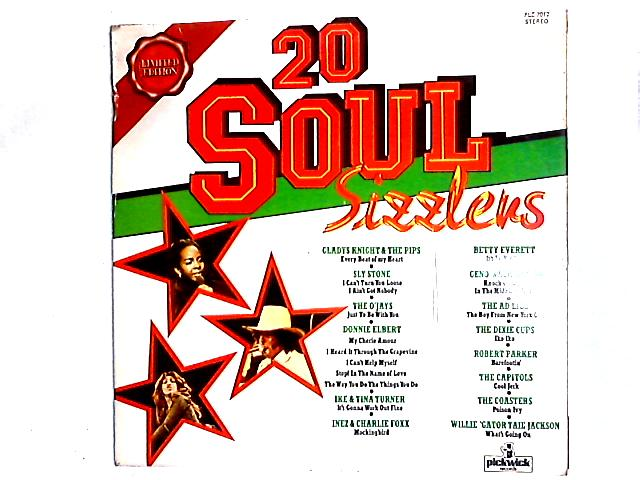 20 Soul Sizzlers Comp By Various