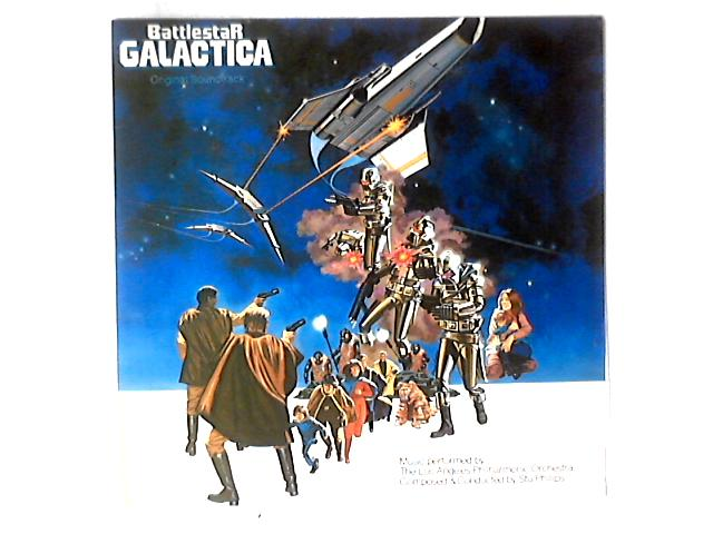 Battlestar Galactica (Original Soundtrack) LP By Various