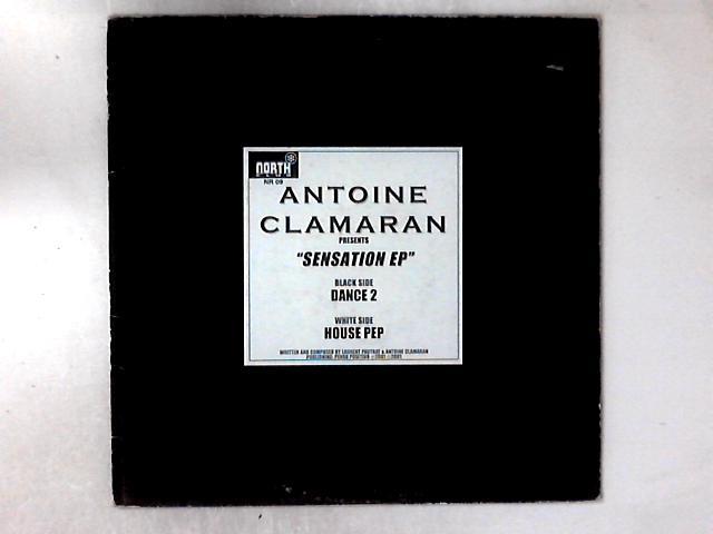 """Sensation EP"" 12in By Antoine Clamaran"