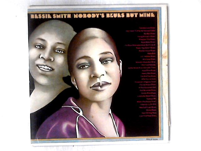 Nobody's Blues But Mine 2xLP COMP By Bessie Smith