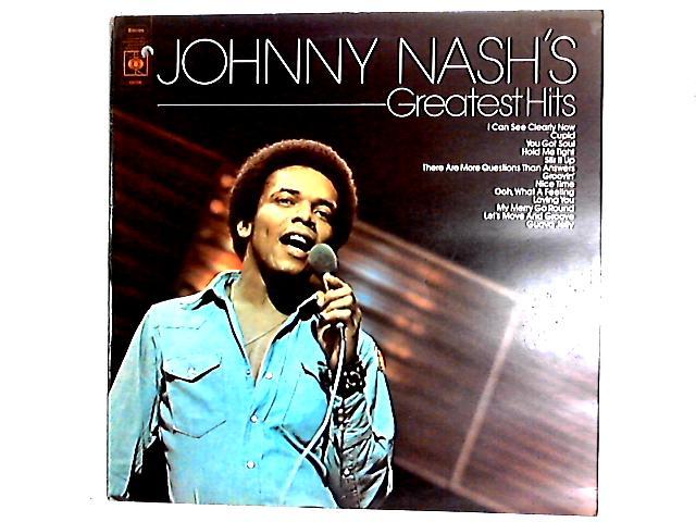Johnny Nash's Greatest Hits Comp By Johnny Nash