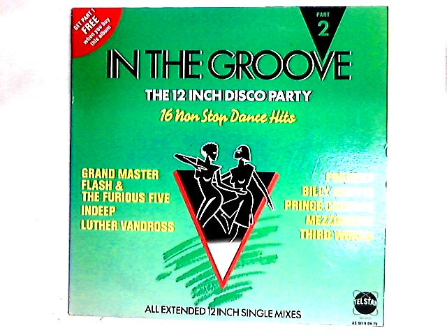In The Groove (Part 2) Comp By Various