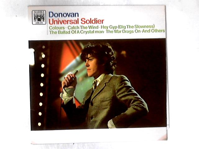 Universal Soldier LP By Donovan